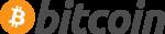 Bitcoin logo'