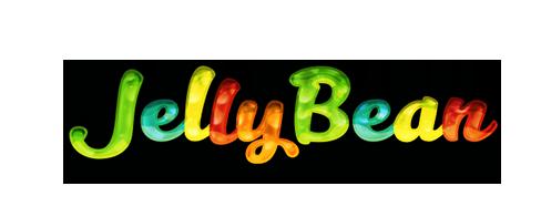 jellybean logo