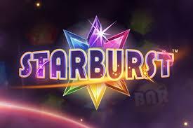 Starburst-slot-logo