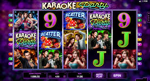 Karaoke Party Slot logo